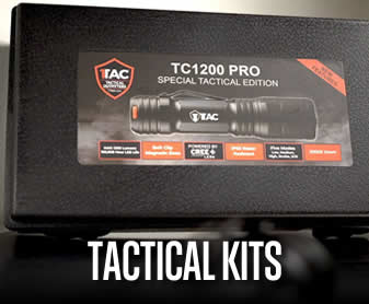 1TAC Tactical Kits for TC800 and TC1200